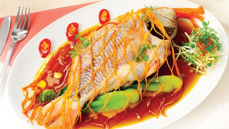 10 món ăn từ cá chép