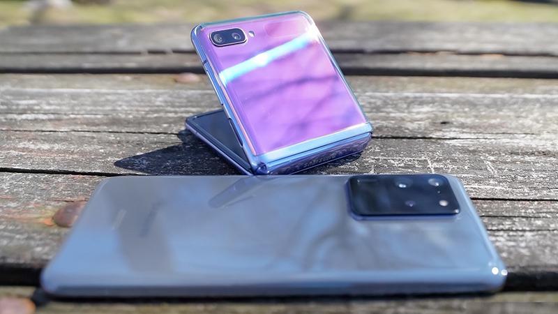 Galaxy Note 20 5G và Z Flip 5G