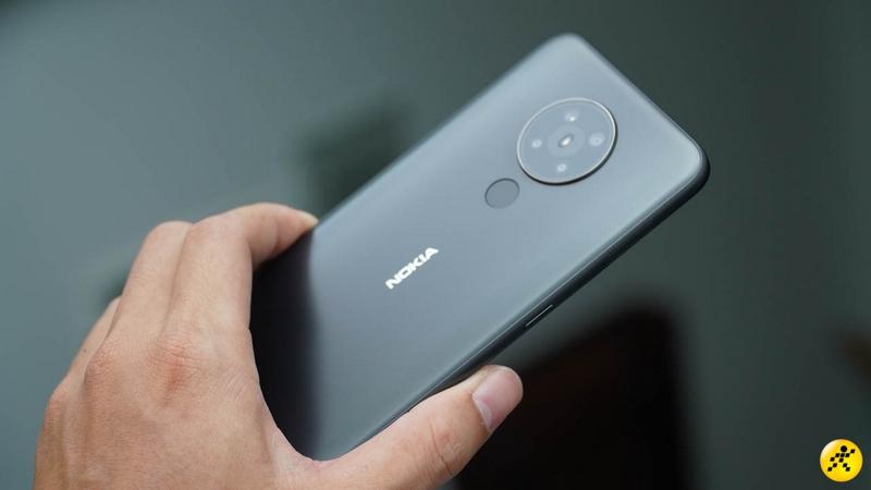 Smartphone tầm trung Nokia 5.4 chưa ra mắt nhưng đã được nhà bán lẻ tiết lộ giá bán ở mức hơn 6 triệu đồng