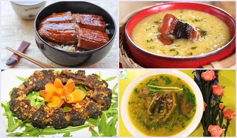 Tổng hợp các món ngon xuất sắc từ lươn mà các mẹ không thể bỏ qua