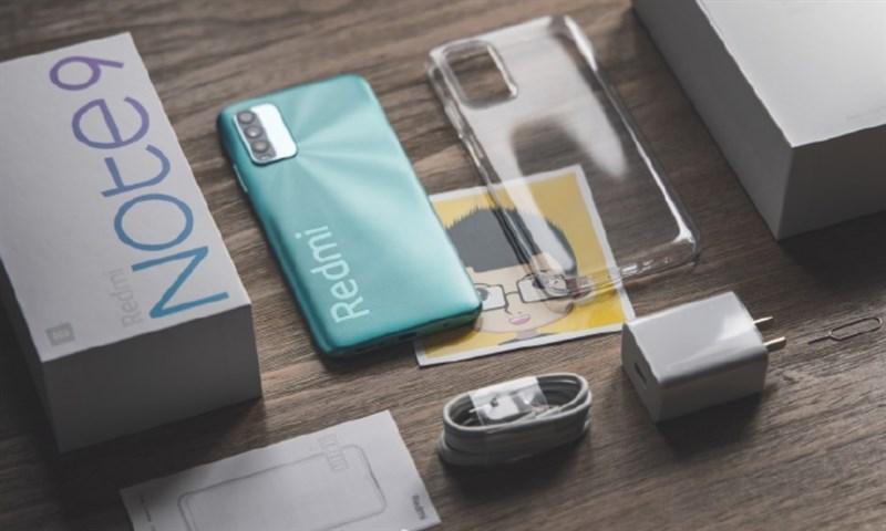 Xiaomi Redmi Note 9 4G đã chính thức được ra mắt