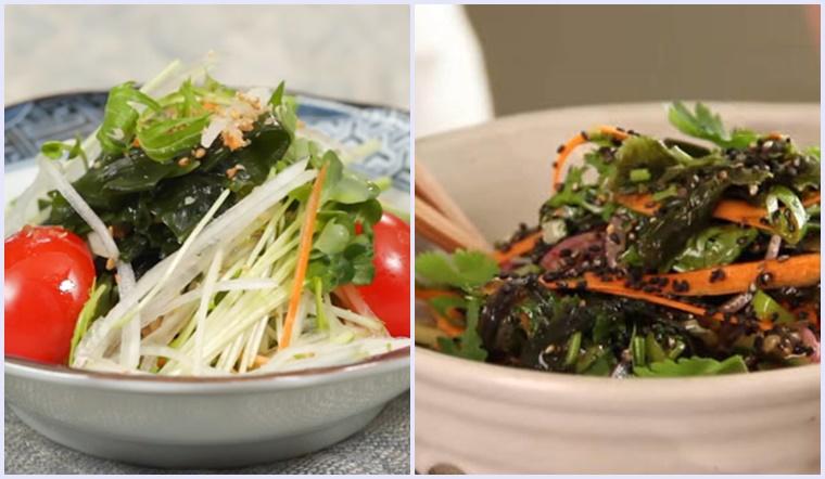 3 cách làm salad rong biển tươi vừa ngon lại còn giúp giảm cân