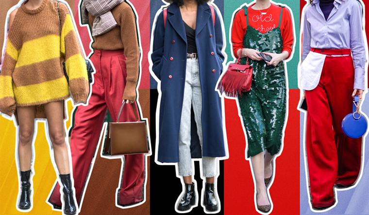 Bỏ túi ngay 4 quy tắc phối màu quần áo đẹp và thời thượng nhất năm 2020