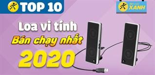 Top 10 loa vi tính bán chạy nhất năm 2020 tại Điện máy XANH