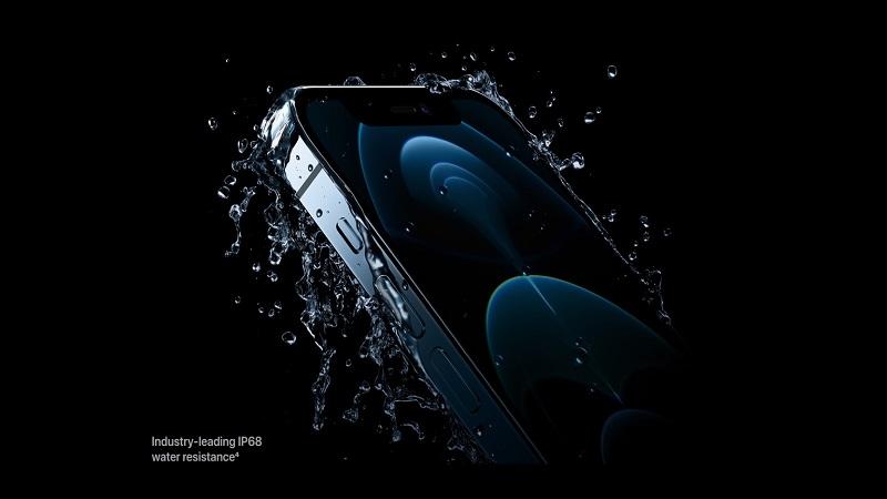 iPhone 12 - IP68