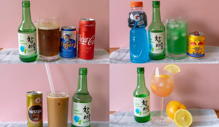 Các công thức pha chế rượu Soju ngon tuyệt vời mà bạn phải thử