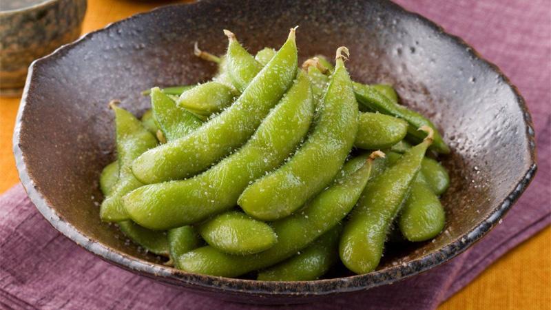 Lợi ích sức khỏe của đậu nành Nhật Edamame