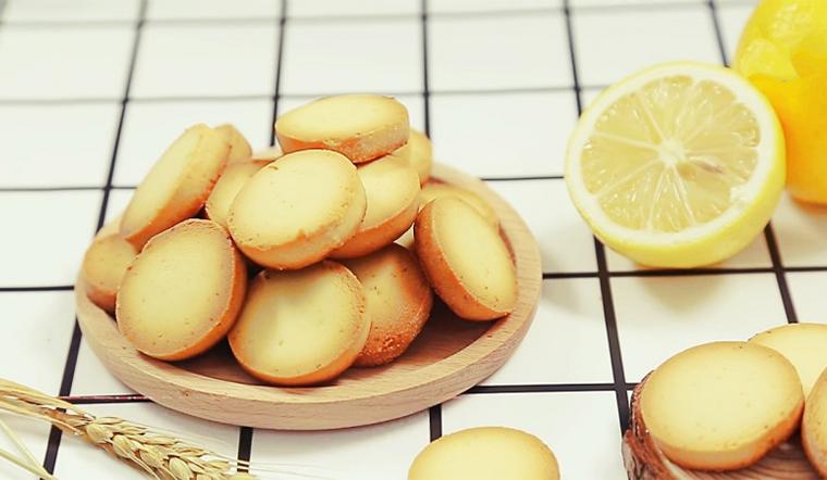Mách bạn cách làm bánh quy chanh chua chua lạ miệng khiến cả nhà thích mê