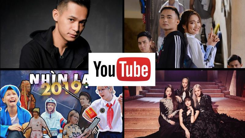 Điểm danh 10 YouTuber nổi tiếng nhất Việt Nam 2020
