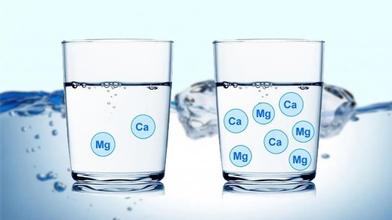 Nguyên nhân do nước dùng làm đá