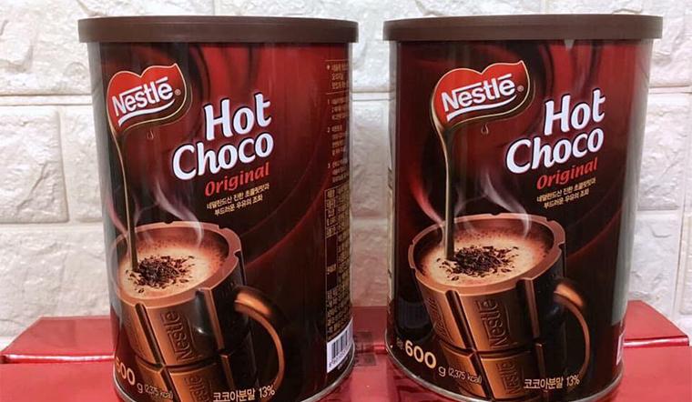 Bột cacao Nestle Hot Choco có thể chế biến thành những món ăn nào?