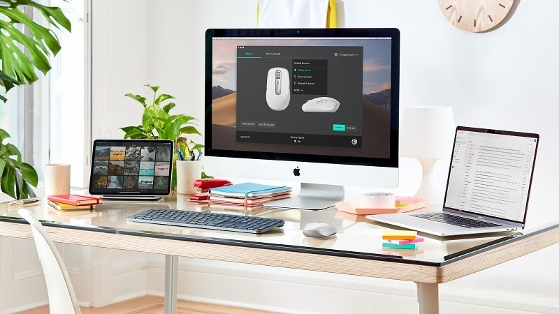 Logitech ra mắt hệ sản phẩm Lifestyle & Apple Ecosystem