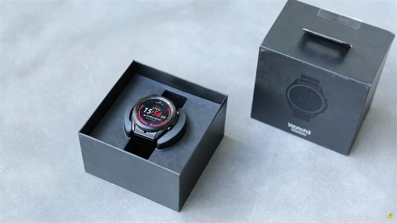 Trên tay Galaxy Watch 3 Titanium: Sang trọng và lịch lãm cho quý ông
