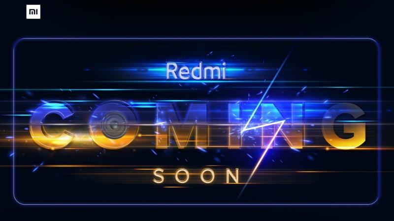 Teaser chính thức về Redmi 9 Power trước thời điểm ra mắt