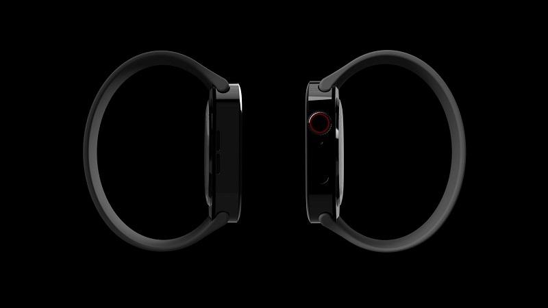 Ý tưởng Apple Watch Series 7 cực kỳ cuốn hút với thiết kế cạnh phẳng, mạnh mẽ giống như dòng iPhone 12