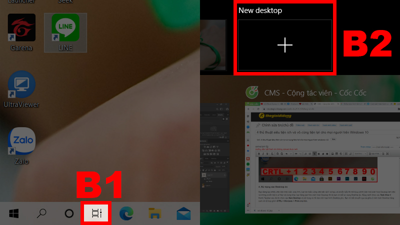 Desktop ảo