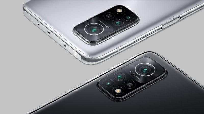 Redmi K40 có cấu trúc camera sau hình chữ nhật xếp dọc tương tự Redmi K30s