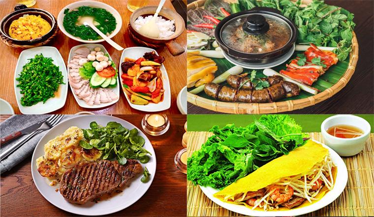 Tổng hợp những quán ăn ngon ở khu Trung Sơn huyện Bình Chánh