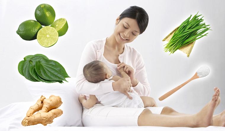 5 mẹo dân gian giúp mẹ chăm bé ngày càng khỏe mạnh, bụ bẫm