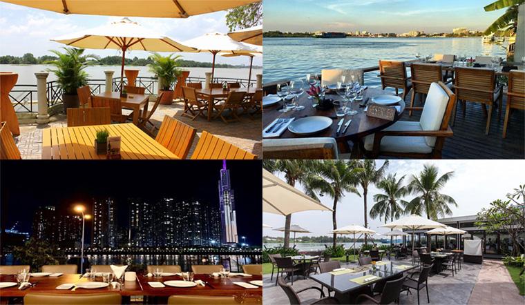 Tổng hợp 5 quán ăn, nhà hàng có view đẹp dành cho các cặp đôi ở quận 2