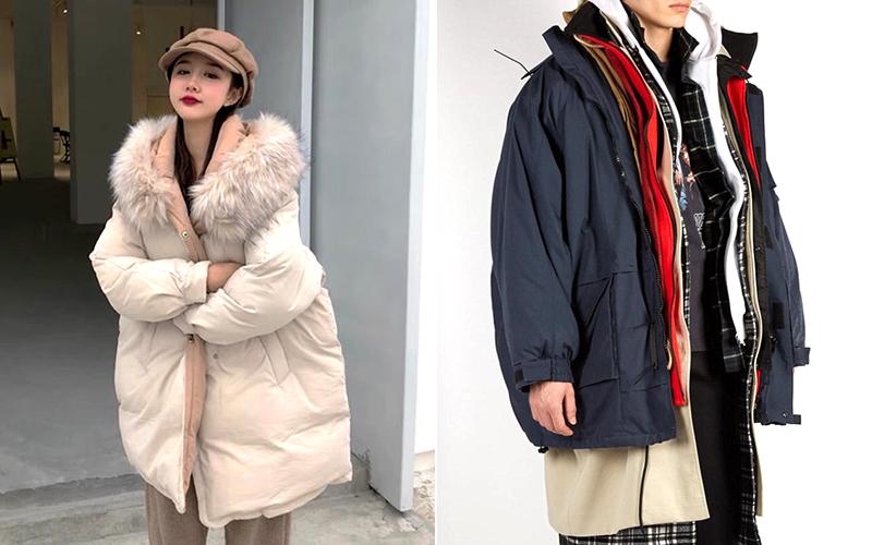 mùa đông mặc nhiều áo mỏng sẽ ấm hơn mặc một chiếc áo dày