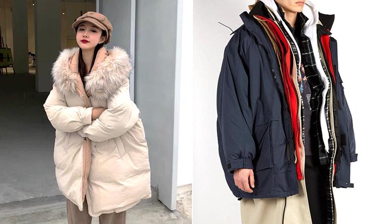Mùa đông nên mặc một áo dày hay nhiều áo mỏng sẽ ấm hơn?