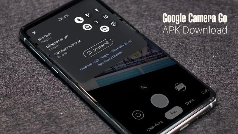 Google Camera Go, ứng dụng giải quyết các vấn đề về chất lượng hình ảnh và video ở các smartphone tầm trung