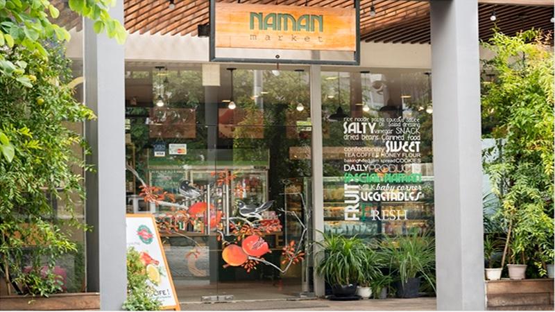 Nam An market