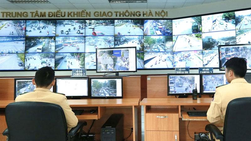 Trung tâm điều khiển giao thông