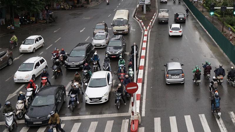 Giao thông đường bộ