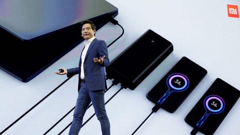 Người sáng lập và CEO Xiaomi Lei Jun. Ảnh: Reuters.