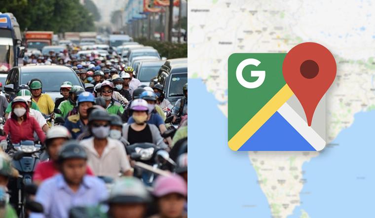 Hướng dẫn cách dùng Google Maps để tránh bị kẹt xe