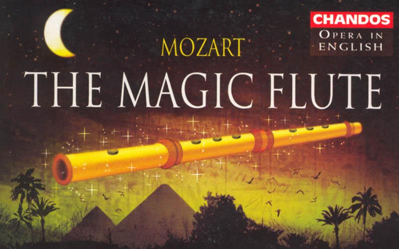 The Magic Flute: Overture (Cây sáo thần)
