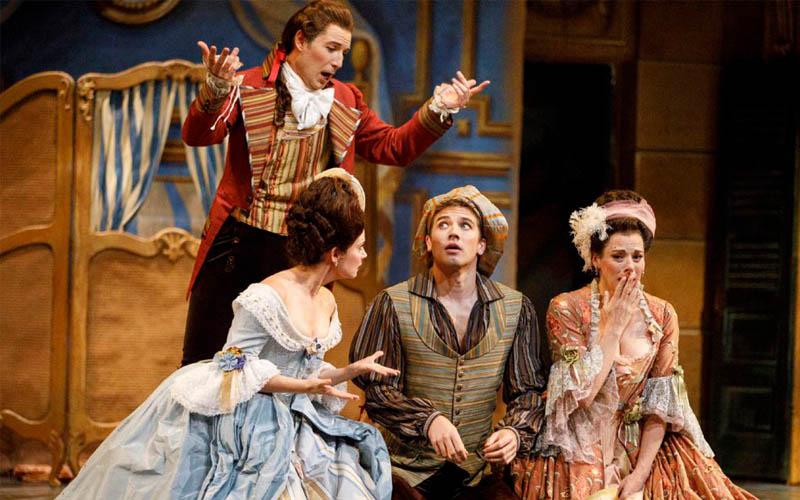 The Marriage of Figaro: Overture (Cuộc hôn nhân của Figaro)