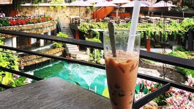 Đồ uống tại Du Miên Garden Cafe