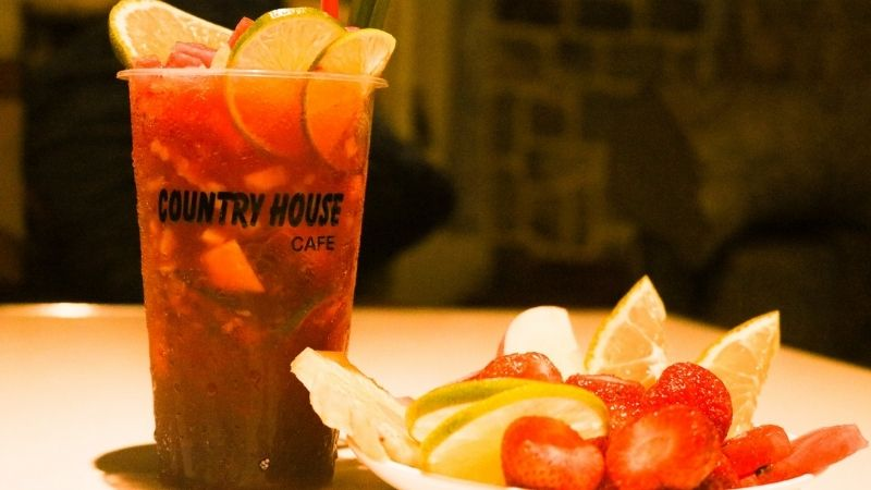 Đồ uống tại Country Houses Coffee
