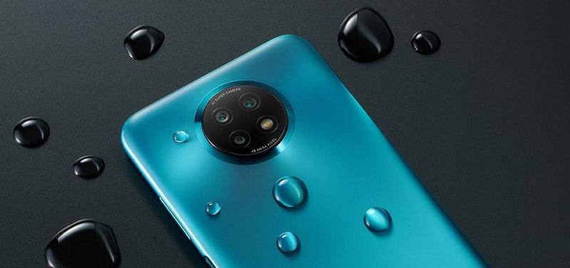 Thiết kế cụm camera sau trên Redmi Note 9 5G