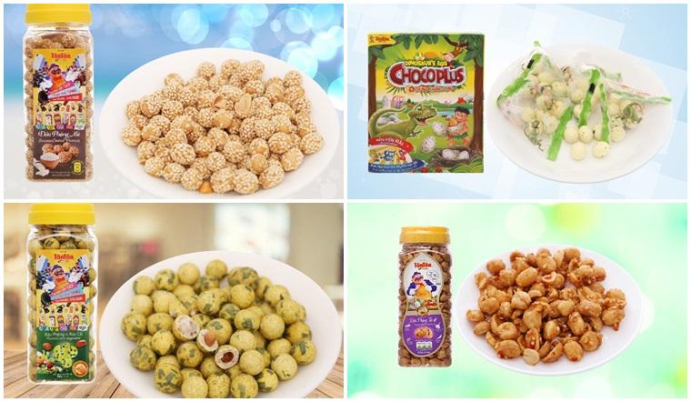 Bạn đã thử qua hết tất cả các hương vị đậu phộng Tân Tân chưa?