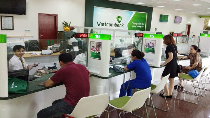 Lịch làm việc Vietcombank tại khu vực Tây Nguyên năm 2020