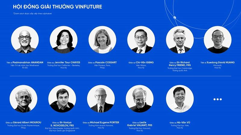Vingroup công bố Giải thưởng VinFuture với giá trị đến 4.5 triệu USD