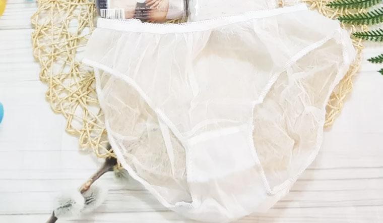 Có nên sử dụng quần lót giấy hay không?
