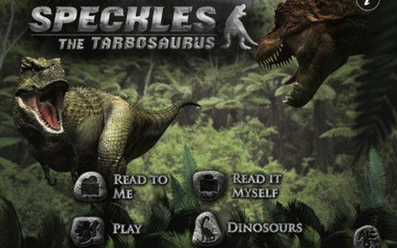 Speckles: The Tarbosaurus - Khủng Long Đại Chiến