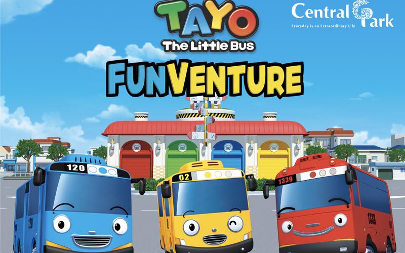 Tayo, The Little Bus - Tayo, Chiếc Xe Buýt Nhỏ