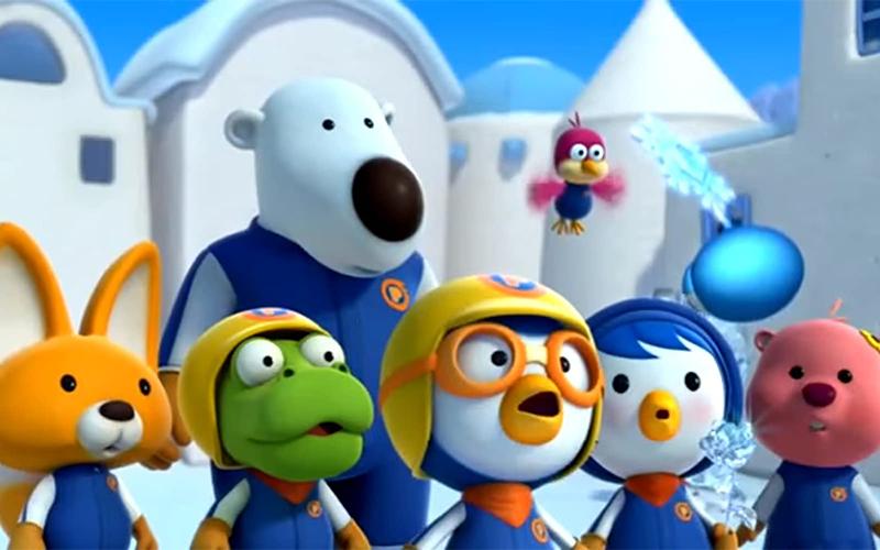 Pororo The Little Penguin - Chú chim cánh cụt Pororo