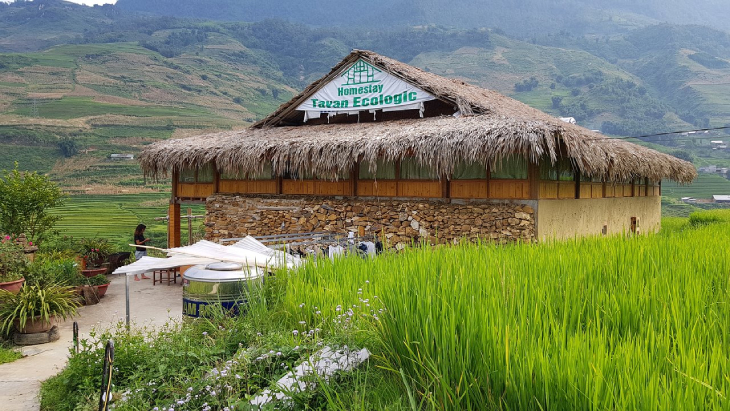 Tavan Ecologic Homestay - Lào Cai