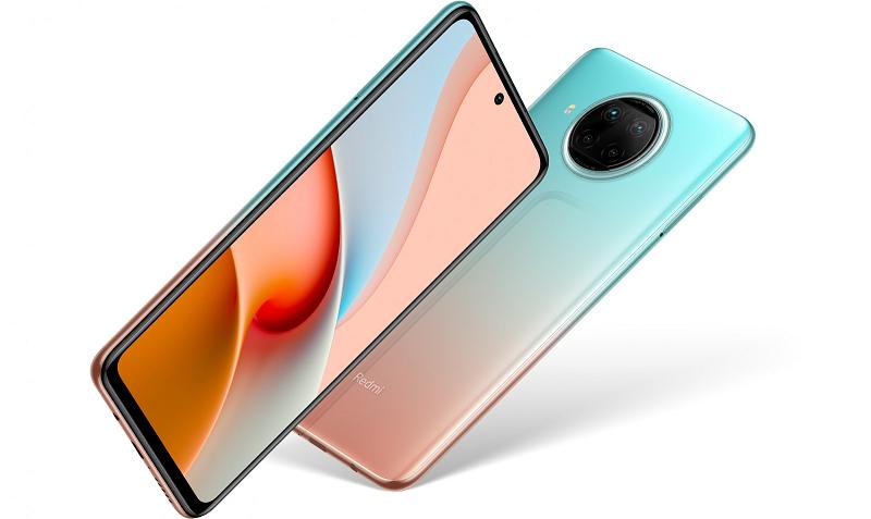 Thiết kế của Xiaomi Redmi Note 9 Pro 5G