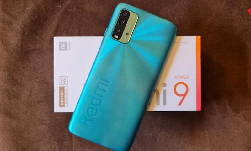 Xiaomi Redmi Note 9 Power