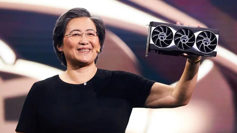 CEO Lisa Su giới thiệu Radeon RX 6000 Series
