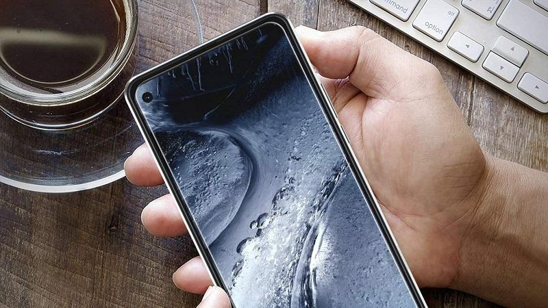 Lộ ảnh quảng cáo sắc nét của Nokia 7.3 5G: Dùng chip Snapdragon 690 cùng màn hình nốt ruồi với tốc độ làm tươi cao