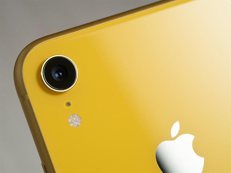 iPhone Xr chỉ có một camera đơn